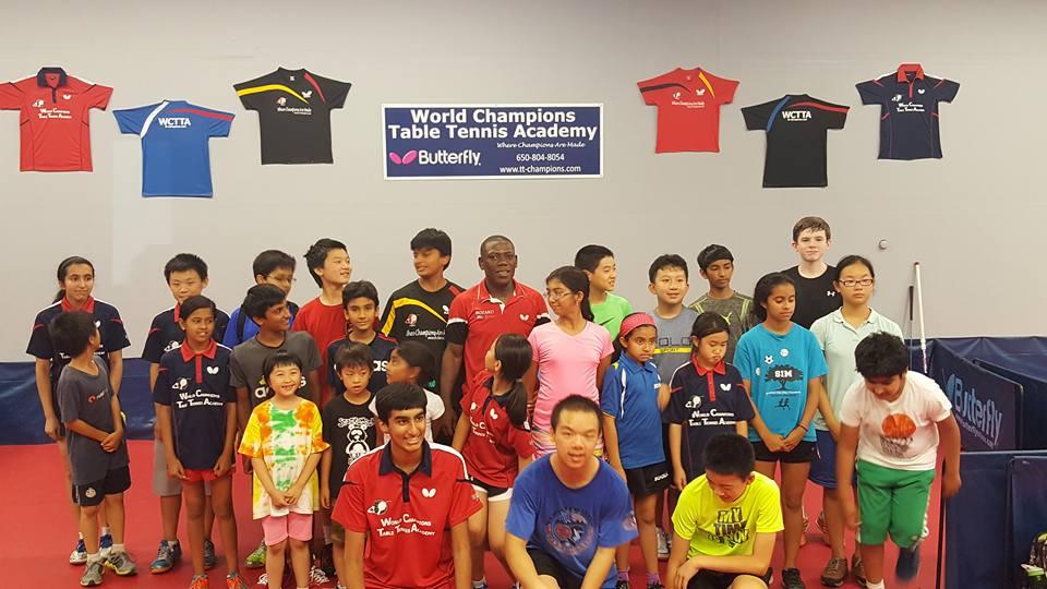Powerstroke Bozard Table Tennis Club