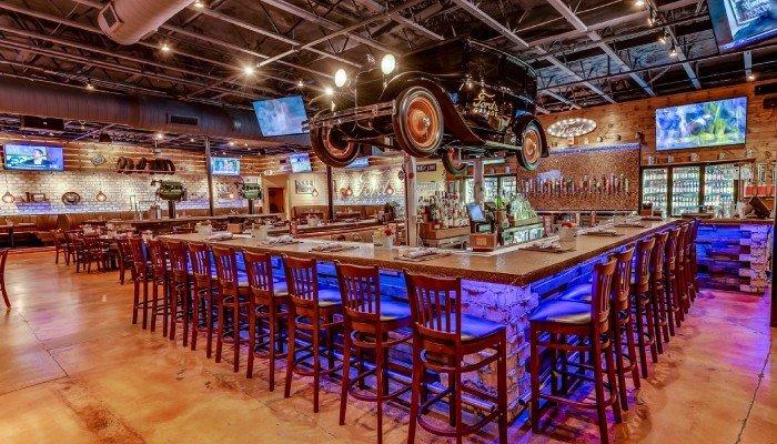 Bozard Ford's Garage Bar