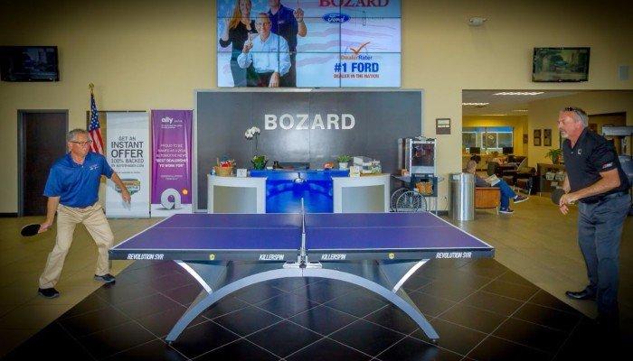 Bozard Ping Pong