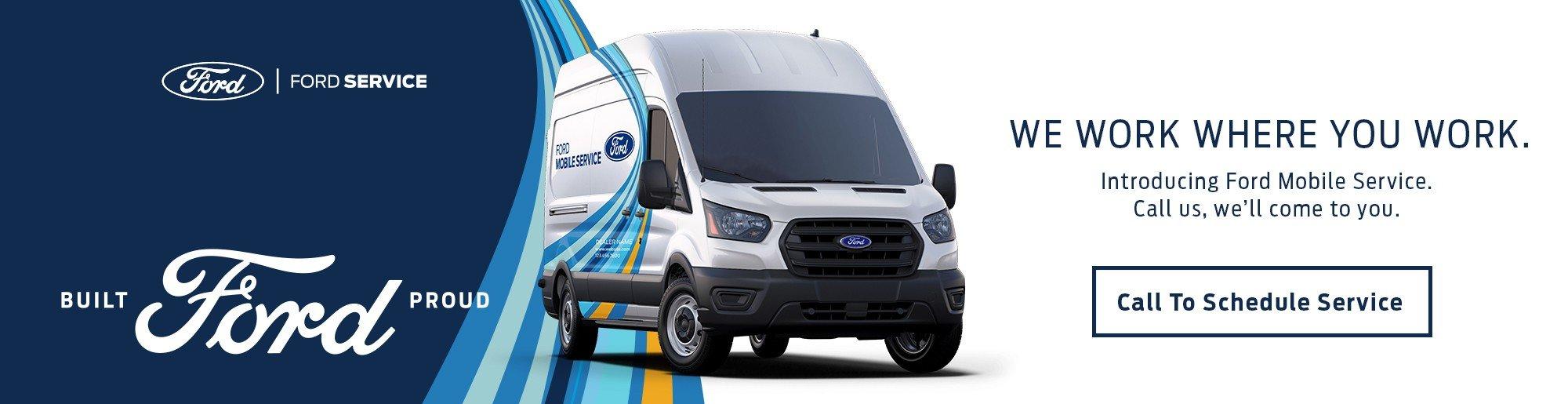 Bozard Ford Lincoln Mobile Service