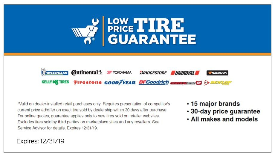 Service Coupons For Bozard Ford Lincoln Near Jacksonville, FL
