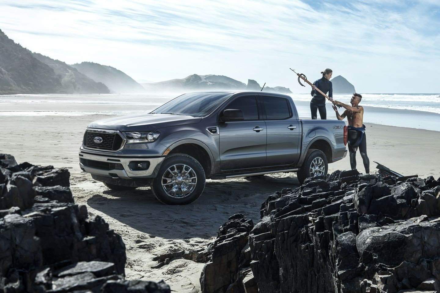 2019 Ranger at Bozard Ford