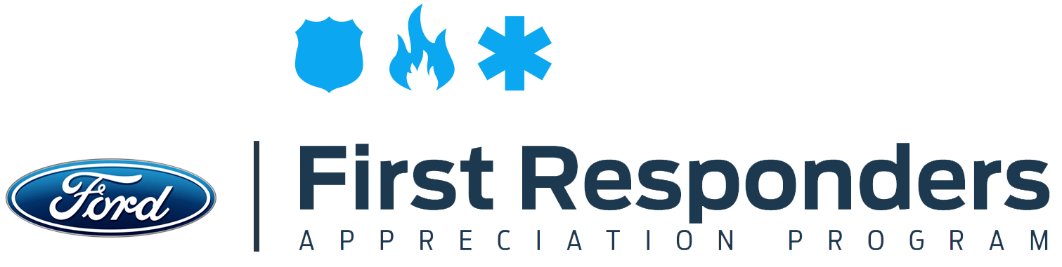 Ford First Responders Logo