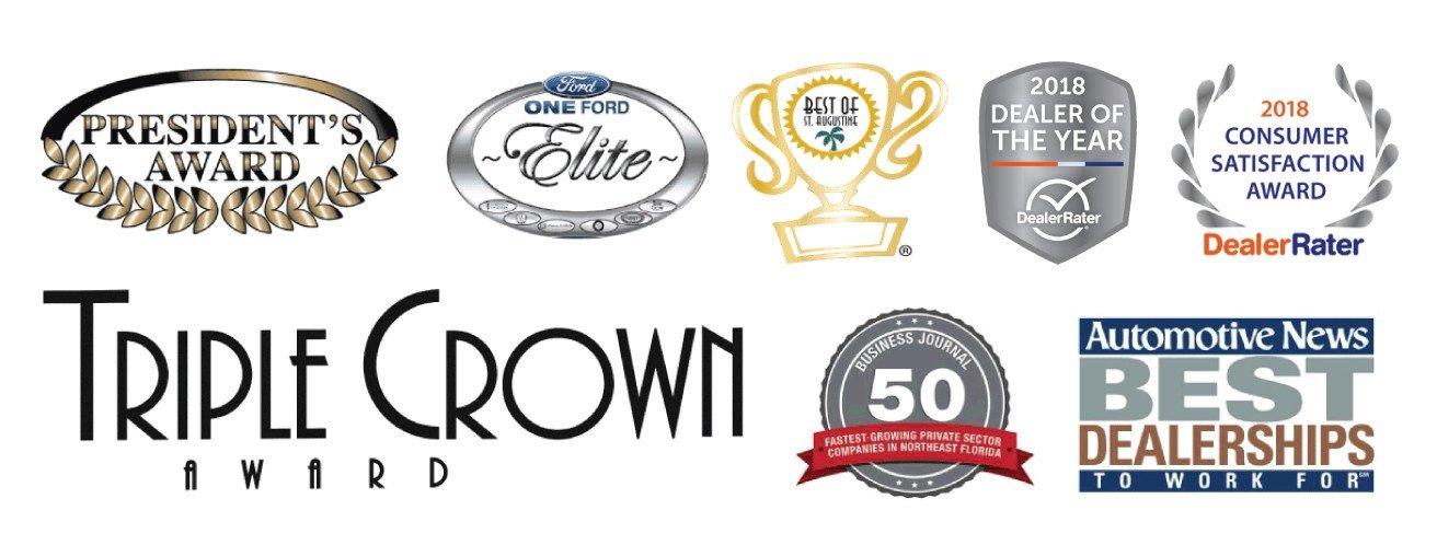 Bozard Ford Lincoln Award Winning Automotive Dealership St Augustine FL