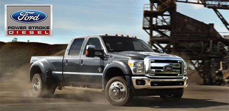 Ford Power Stroke Diesel Service