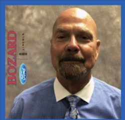 General Sales Manager Fred Harlow in Sales at Bozard Ford Lincoln