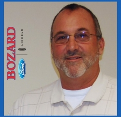 Pre Owned Recondition Director Art Rutcha in Pre-Owned Vehicle at Bozard Ford Lincoln