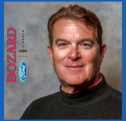 Vehicle Guide Barry Benjamin in Sales at Bozard Ford Lincoln
