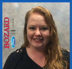 Service Coordinator Ashley Nicole Durst in Communication Team at Bozard Lincoln