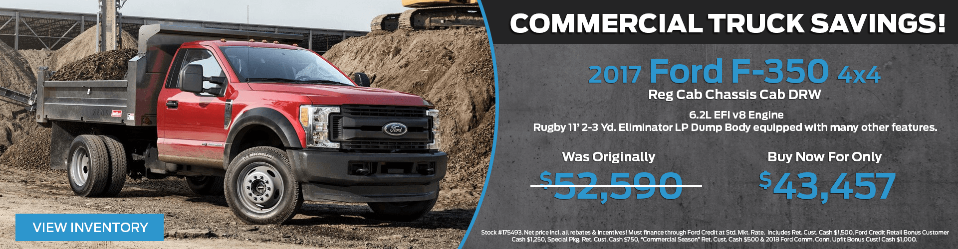 2017 Ford F-350 4x4