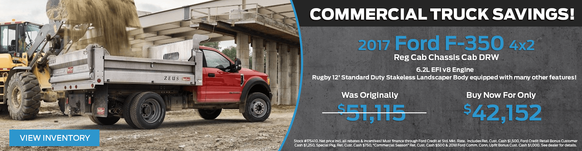 2017 Ford F-350 4x2