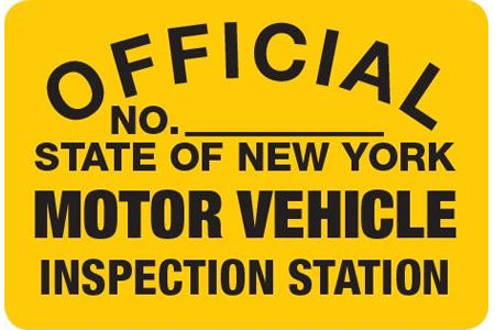 Coupon for NYS Inspection 50% Off