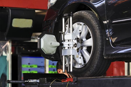 Coupon for Wheel Alignment Check FREE