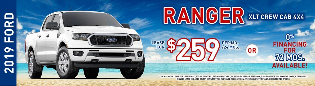 ranger june special