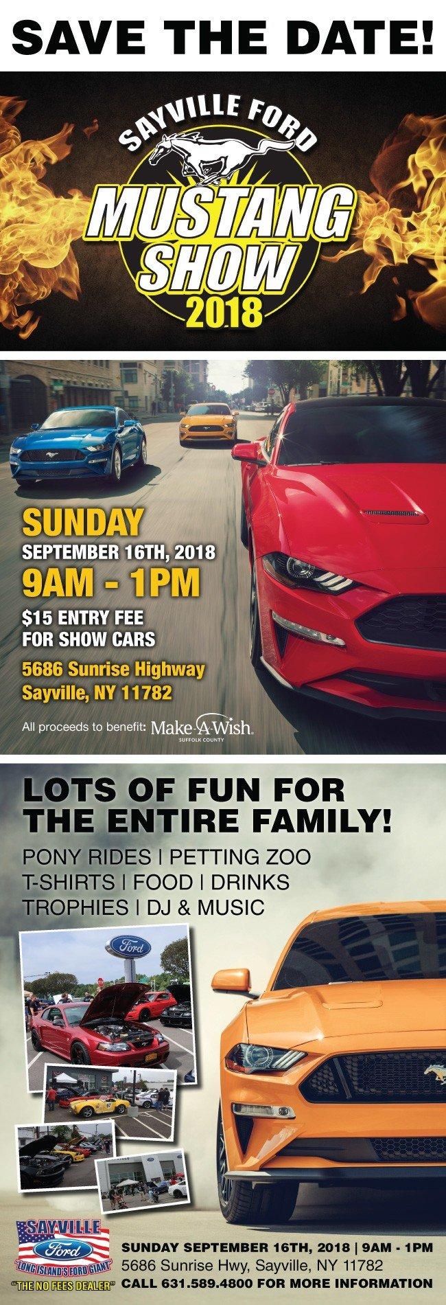2018 Mustang Show