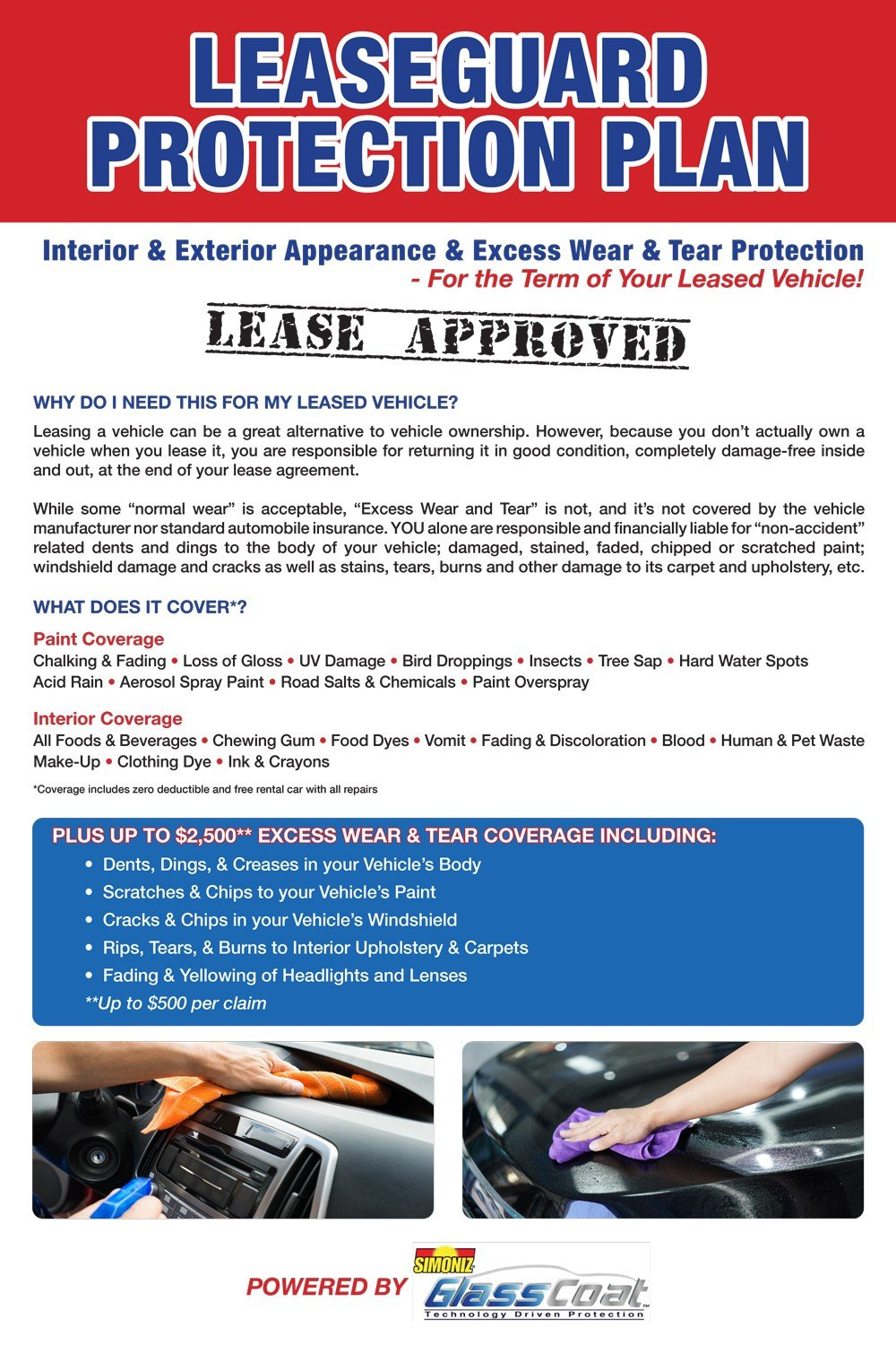 leaseguard protection plan