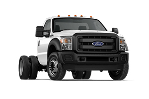 Commercial Ford F550 trucks for sale