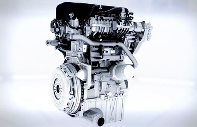brand new ford engine