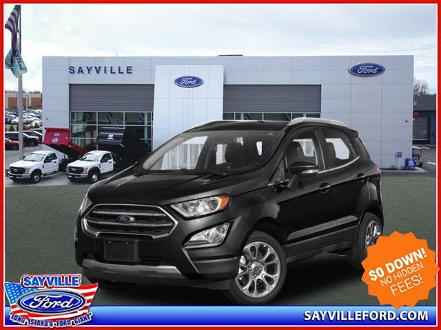Lease this 2019, Gray, Ford, EcoSport, SE
