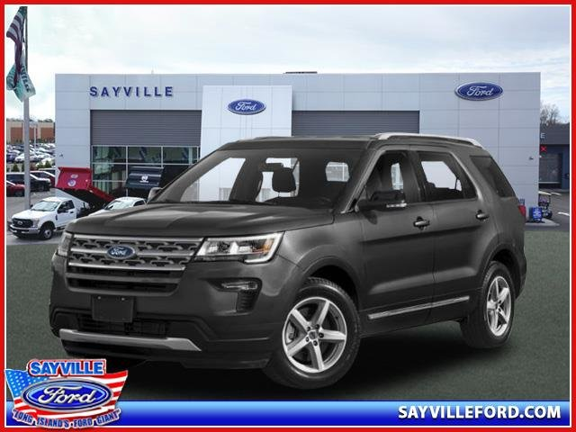 Lease this 2019, Gray, Ford, Explorer, XLT