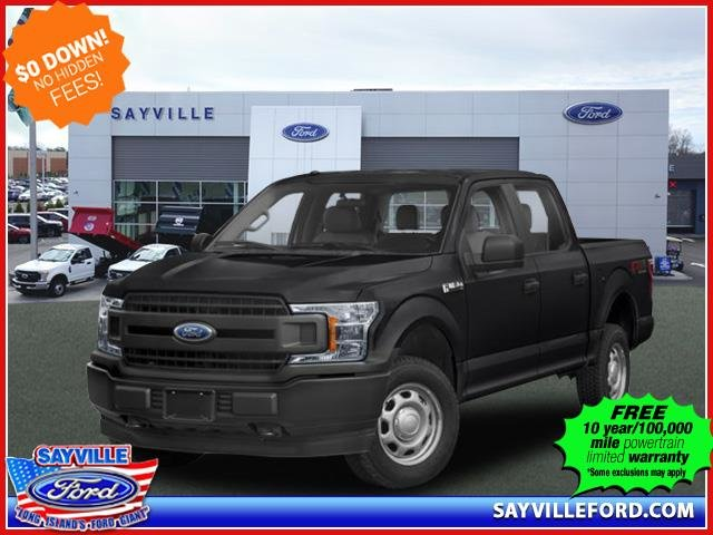 Lease this 2019, Black, Ford, F-150, XL