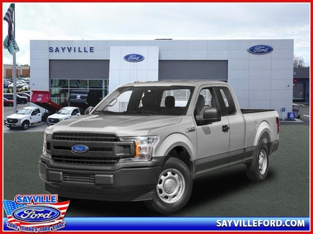 Lease this 2019, Silver, Ford, F-150, XL