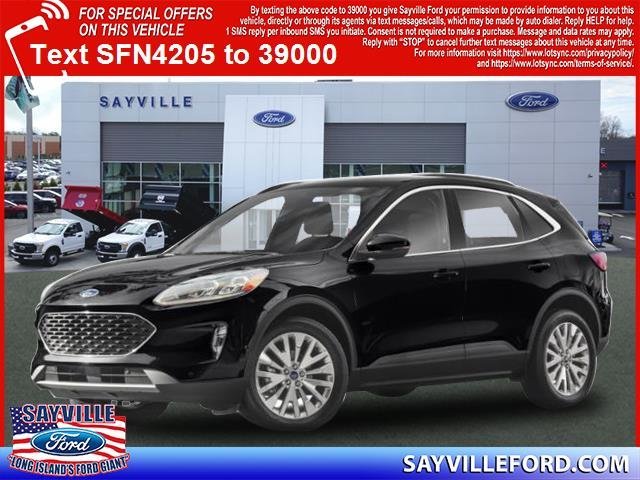Lease this 2020, Black, Ford, Escape, SE