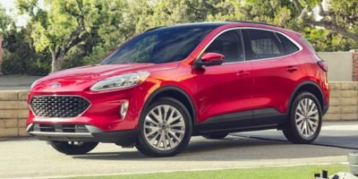 Lease this 2020, Blue, Ford, Escape, SE