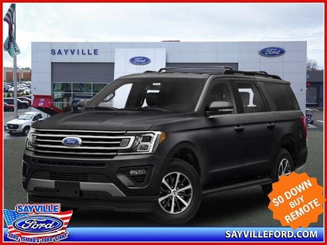 Lease this 2020, Black, Ford, Expedition Max, XLT