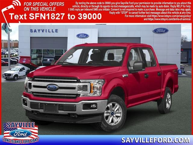 Lease this 2020, Red, Ford, F-150, XLT