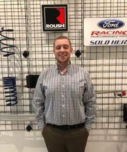 Service Advisor Connor Stanton in Staff at Sayville Ford