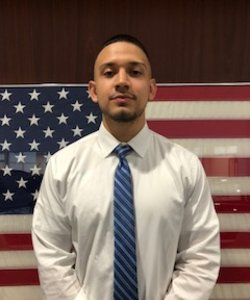 Sales Consultant Luis Calvo in Staff at Sayville Ford