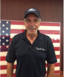 Sales Consultant Bob Pollizatto in Staff at Sayville Ford