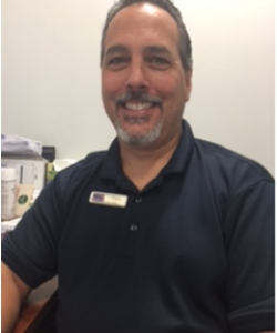 Service & Parts Director Chris Ambrico in Staff at Sayville Ford