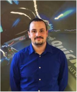 Service Manager Dimitri Kreatsoulas in Staff at Sayville Ford