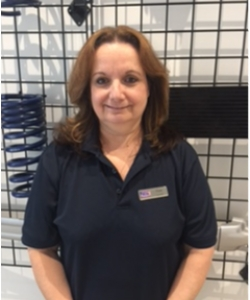 Service Receptionist Fran Perrotta in Staff at Sayville Ford