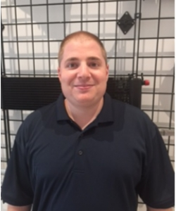 Service Receptionist Frank Squeo in Staff at Sayville Ford