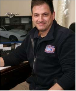Parts Manager James Smith in Staff at Sayville Ford