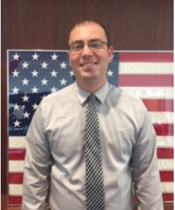 Sales Consultant Joe Carter in Staff at Sayville Ford
