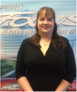 BDC Manager Kathleen Nolan in Staff at Sayville Ford