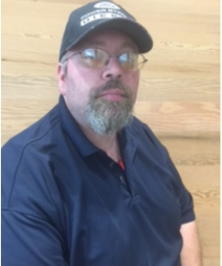 Parts Courier Kevin Costello in Staff at Sayville Ford