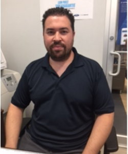 Service Advisor Lenny Lipkin in Staff at Sayville Ford