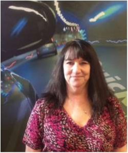 Service Advisor Leslie Hutchings in Staff at Sayville Ford