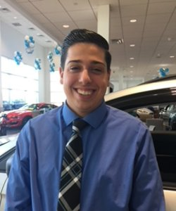 Sales Representative Mike Velilla in Staff at Sayville Ford