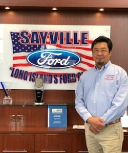 Sales Consultant Paul Su in Staff at Sayville Ford