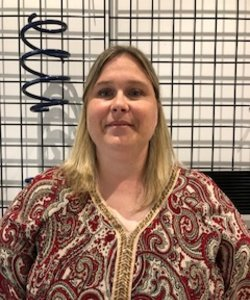Service Cashier Kerry Campbell in Staff at Sayville Ford