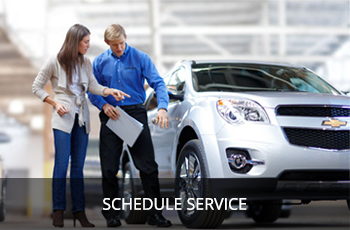 schedule service with Stivers Chevrolet in Columbia SC