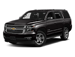 black luxury chevy tahoe suv
