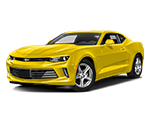 yellow chevy camaro
