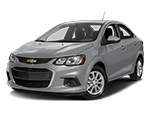 silver chevy sonic for sale